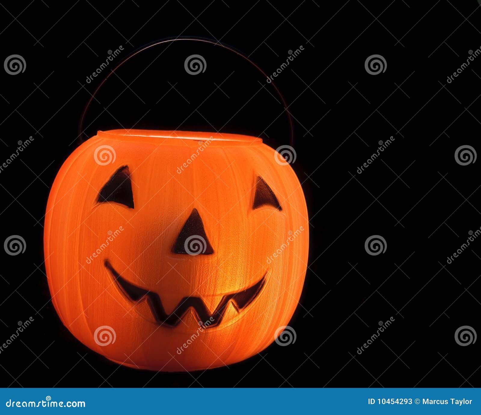 De Emmer van het Suikergoed van Halloween