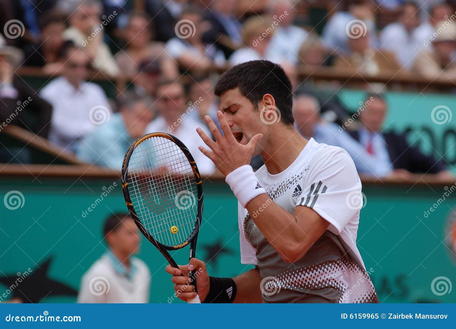 De emoties van Novak van Djokovic (177)