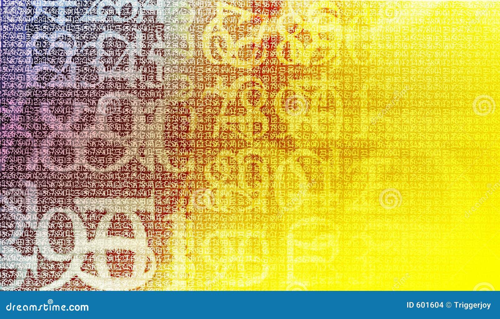 De encryptie van aantallen