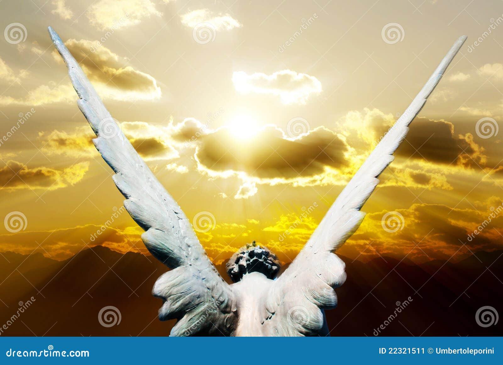 De engel van de komst