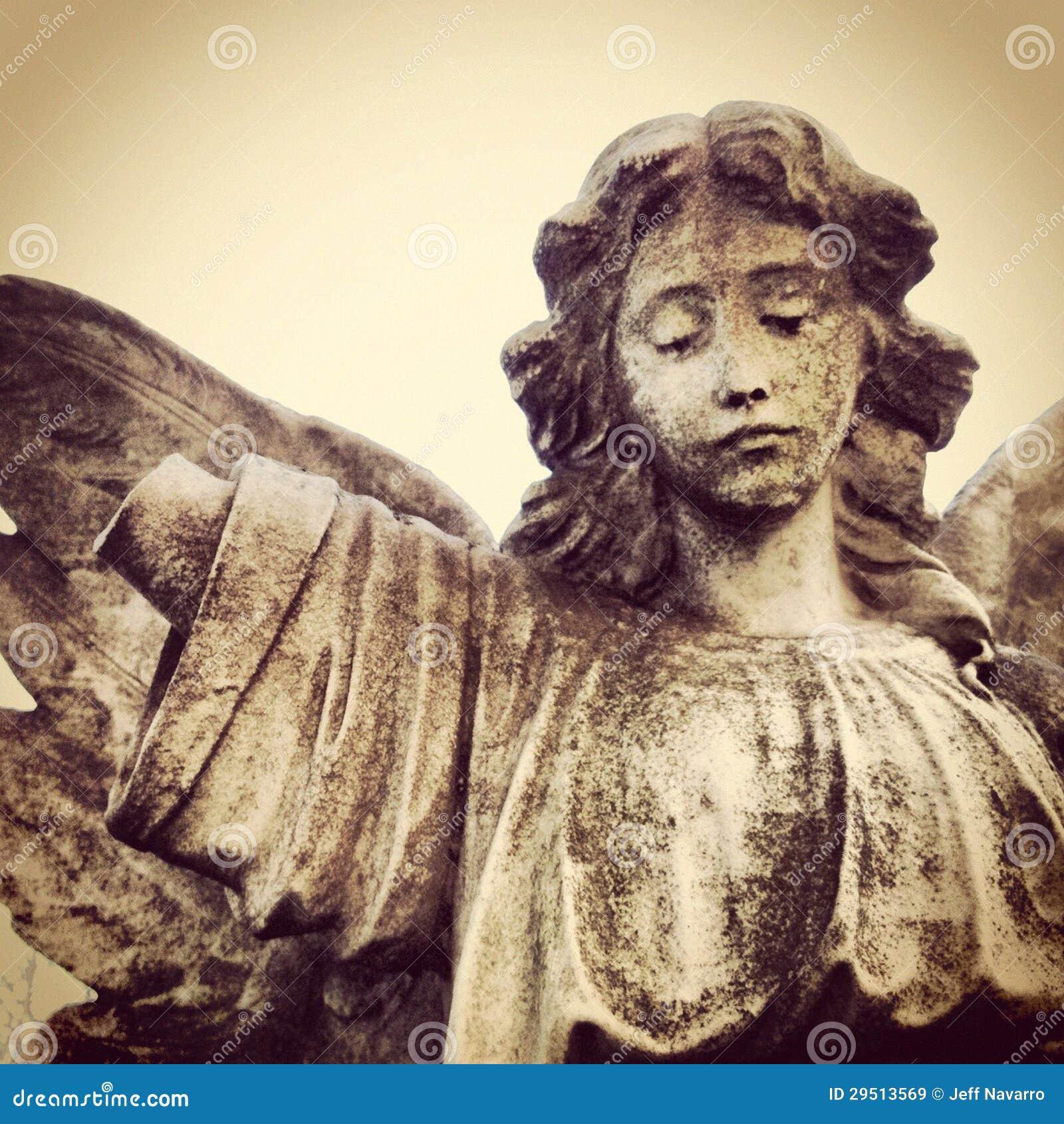 De Engel van het kerkhof