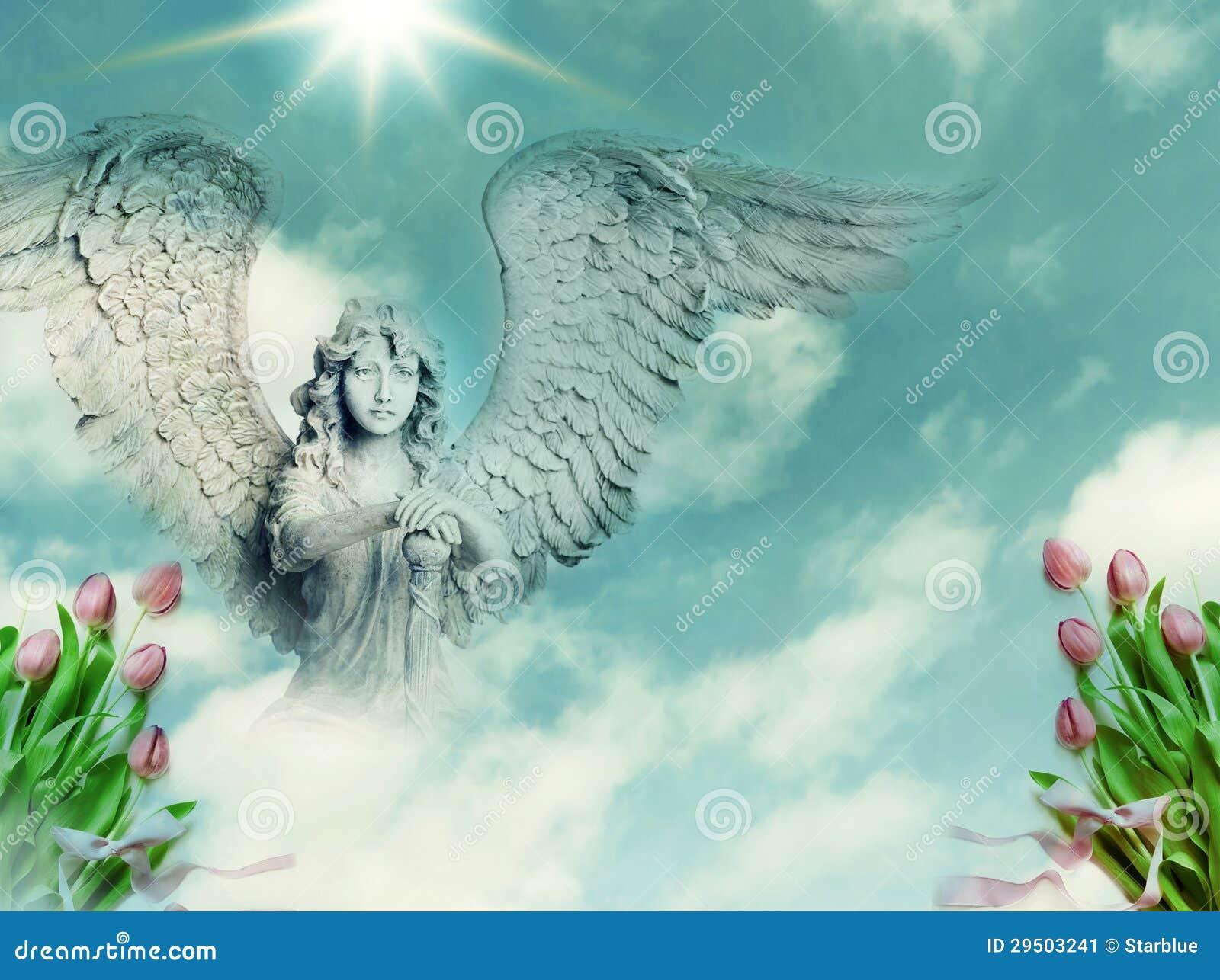 De engel van Pasen