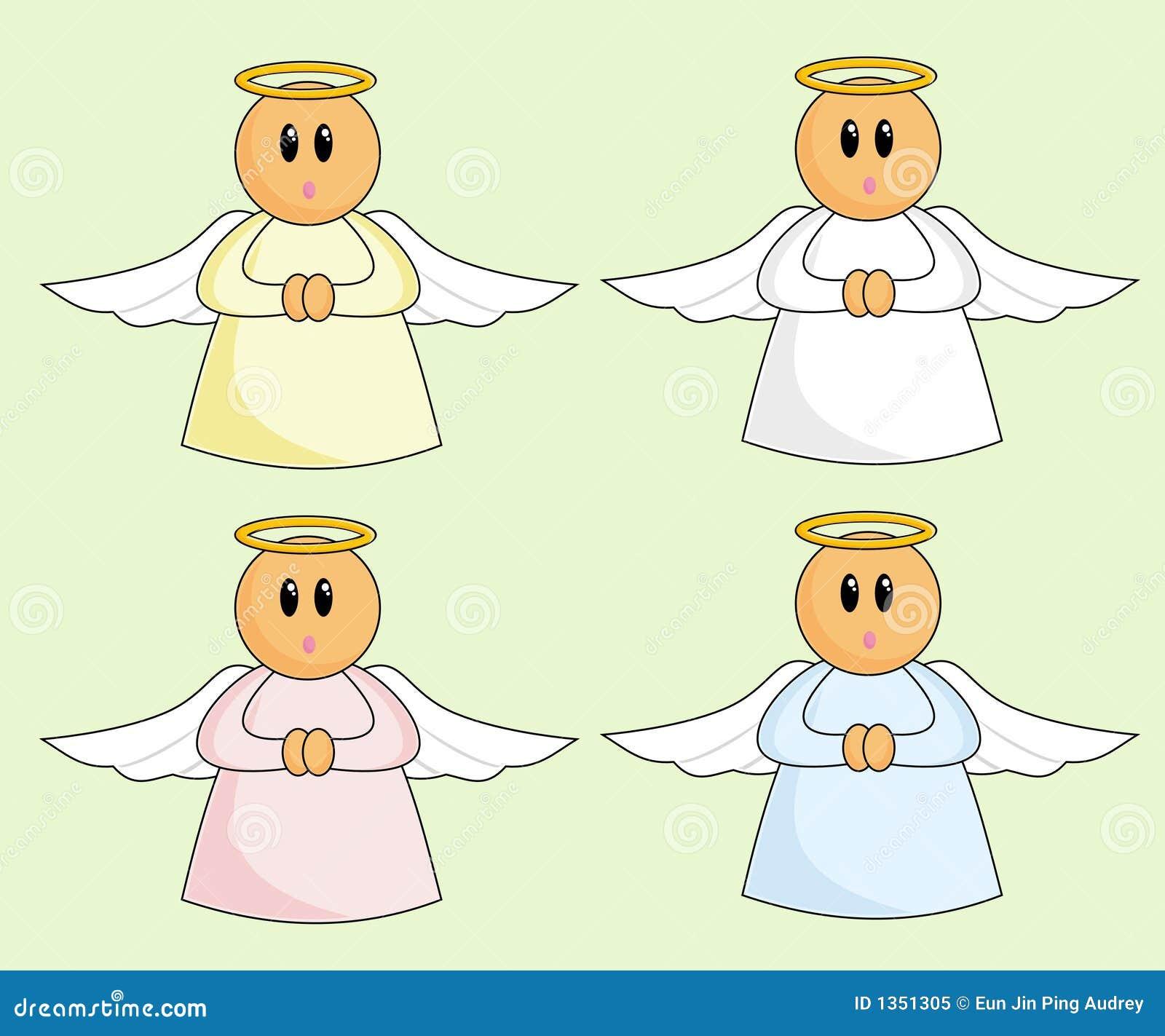 De Engelen van het beeldverhaal