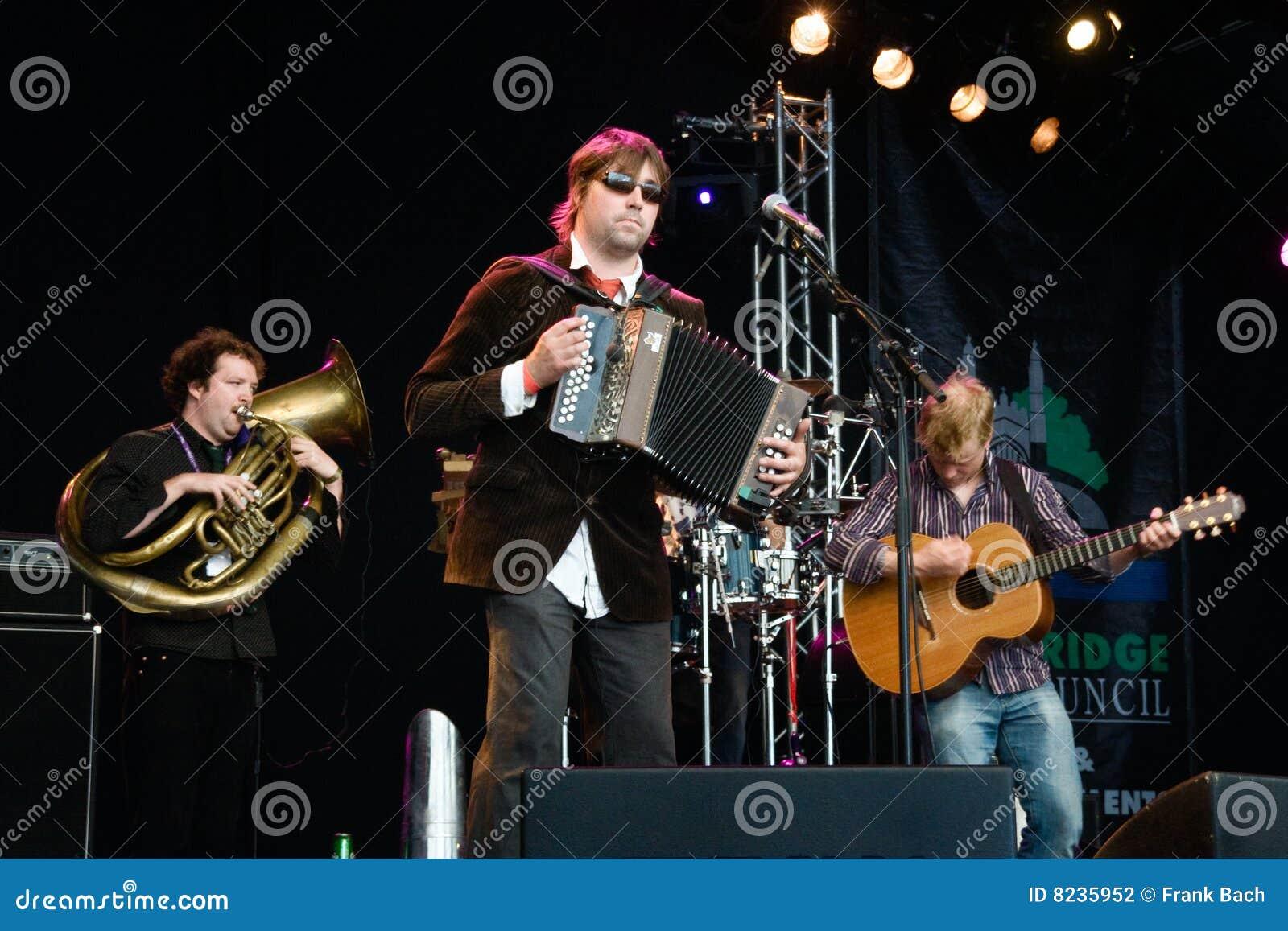 De Engelse band van de volks-Rots, Bellowhead