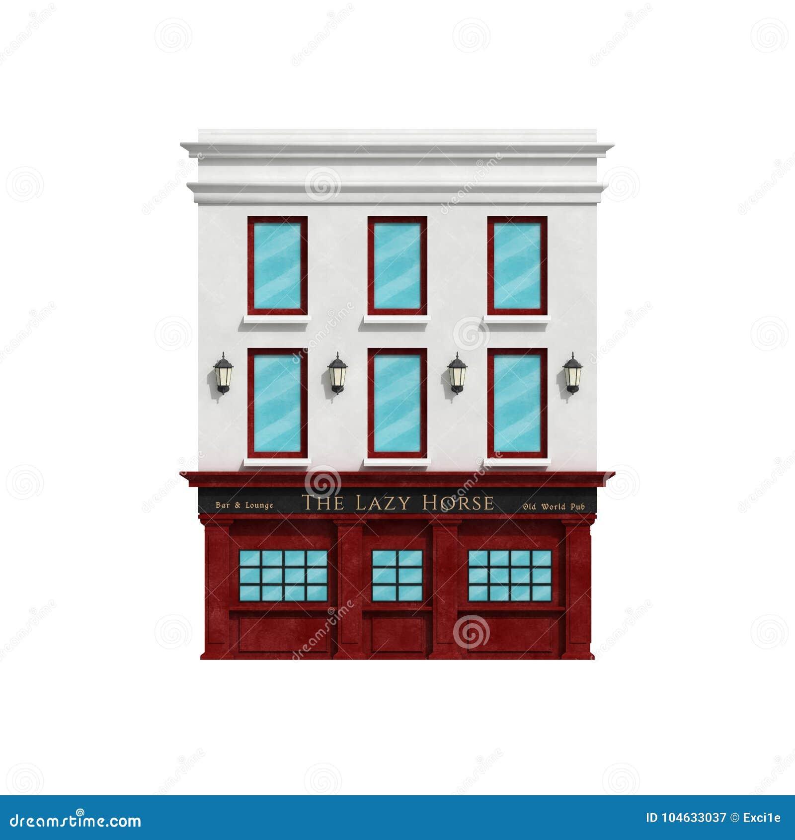 Download De Engelse Die Barbouw Op Witte Achtergrond Wordt Geïsoleerd Stock Illustratie - Illustratie bestaande uit lokaal, openlucht: 104633037