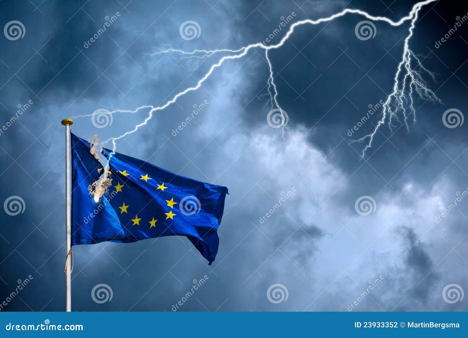 De Europese economische/politieke crisis