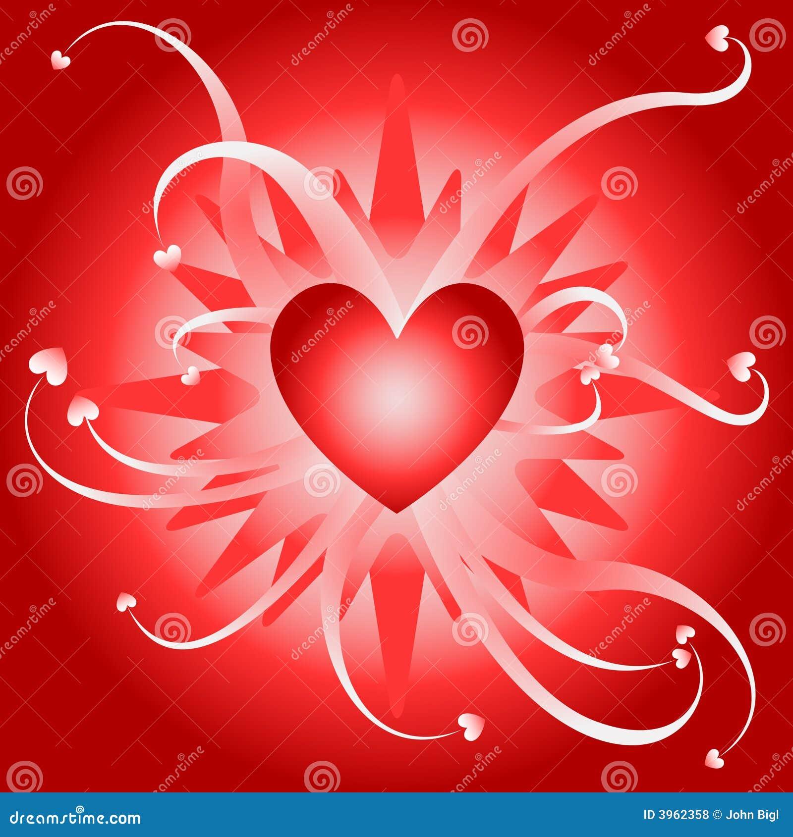 De explosie van de liefde