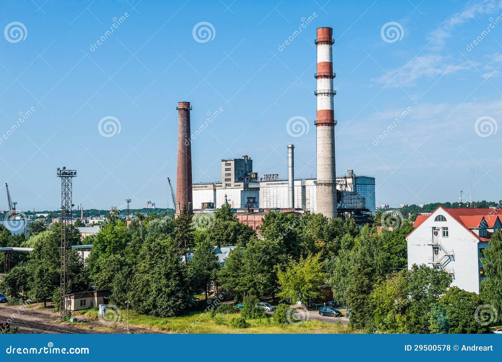 De fabriek van Industial