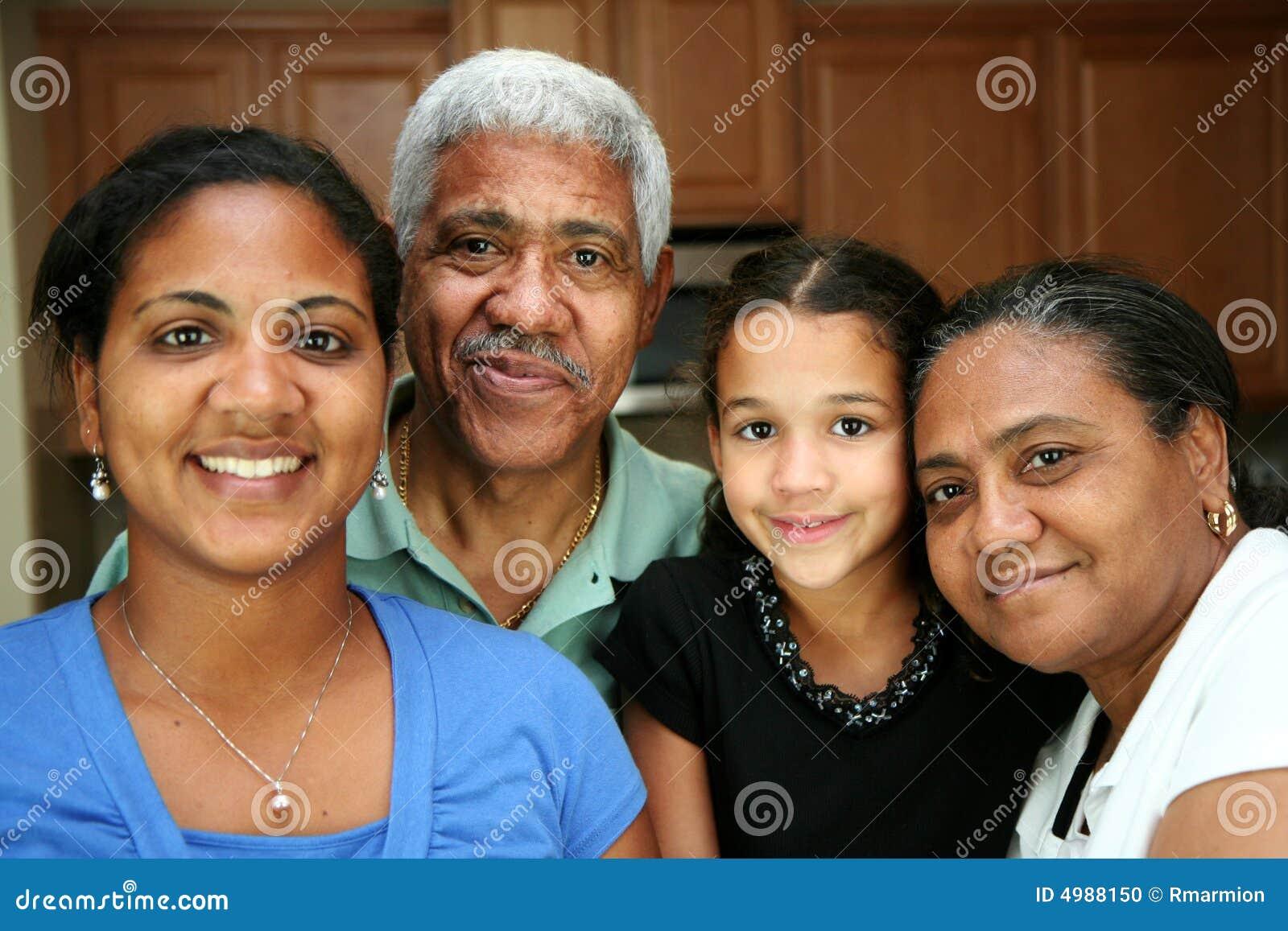 De Familie van de minderheid