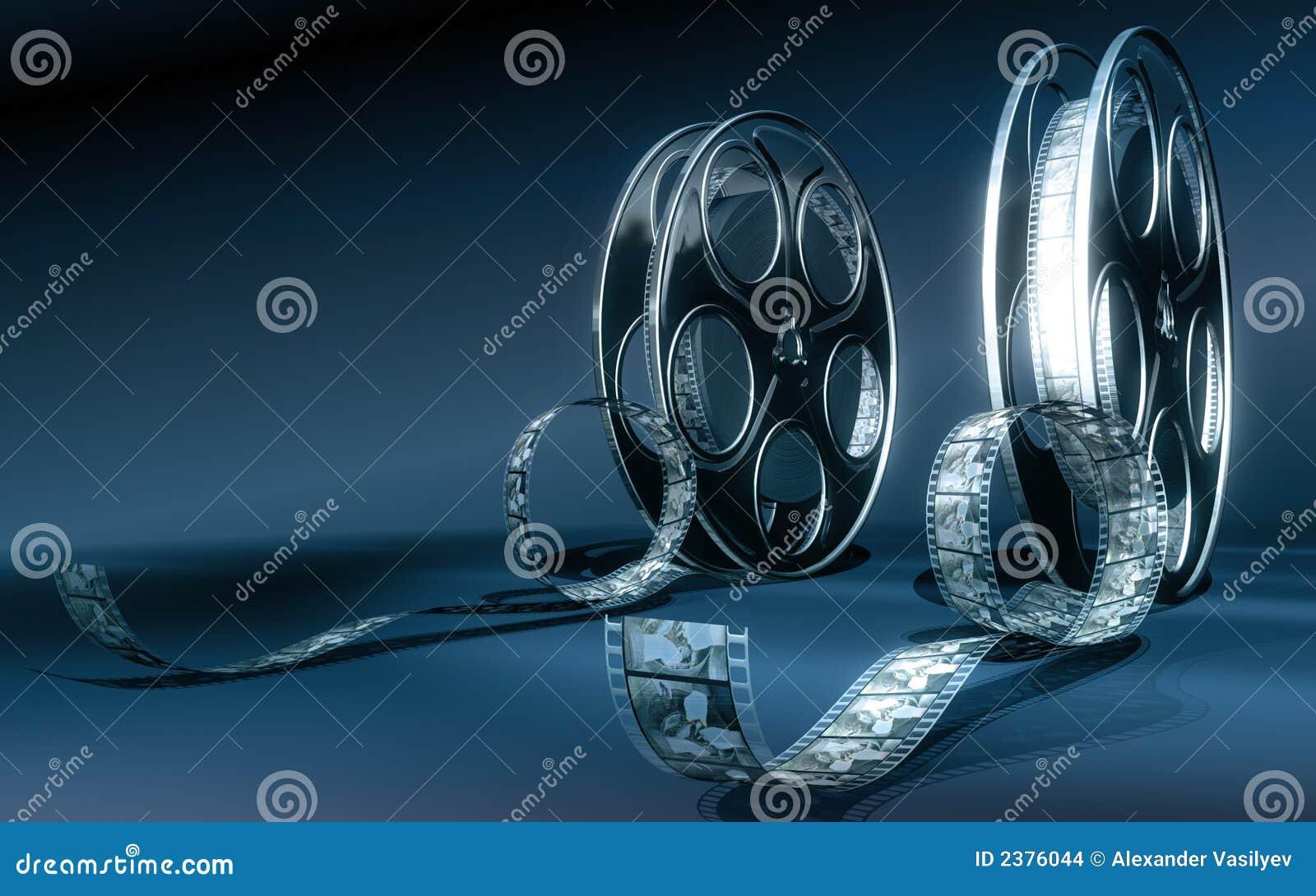 De film van de bioskoop