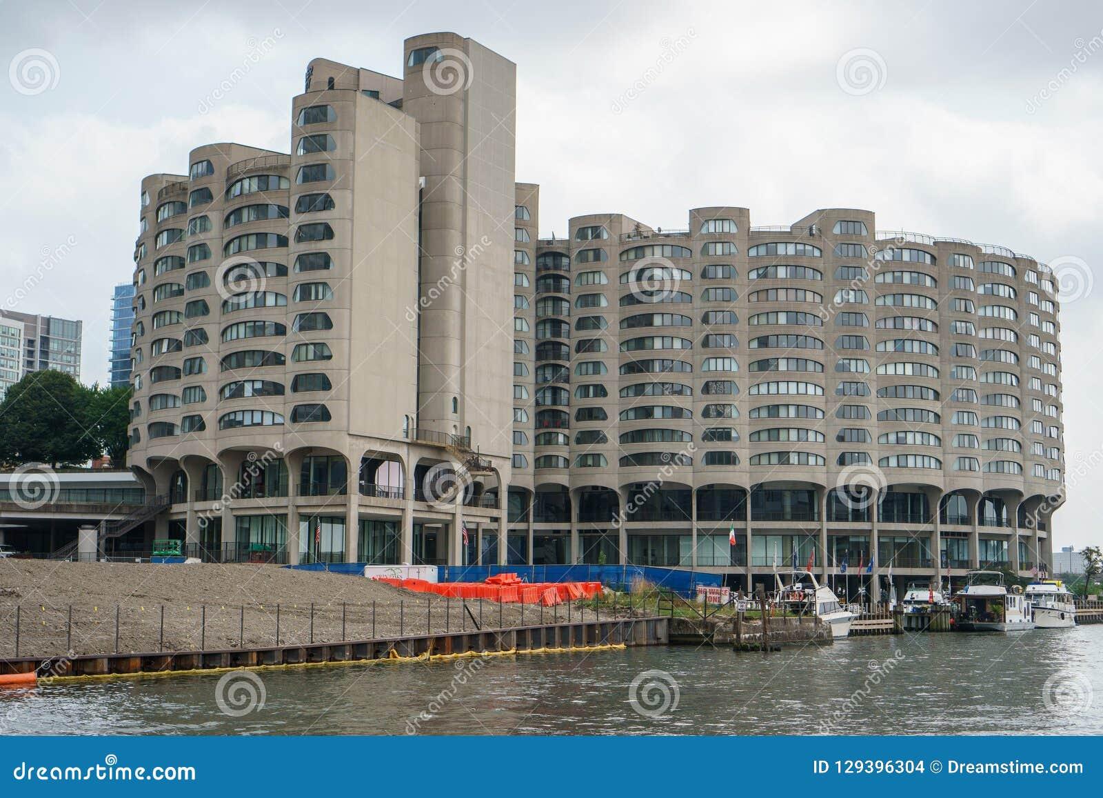 De Flats Chicago van de rivierstad
