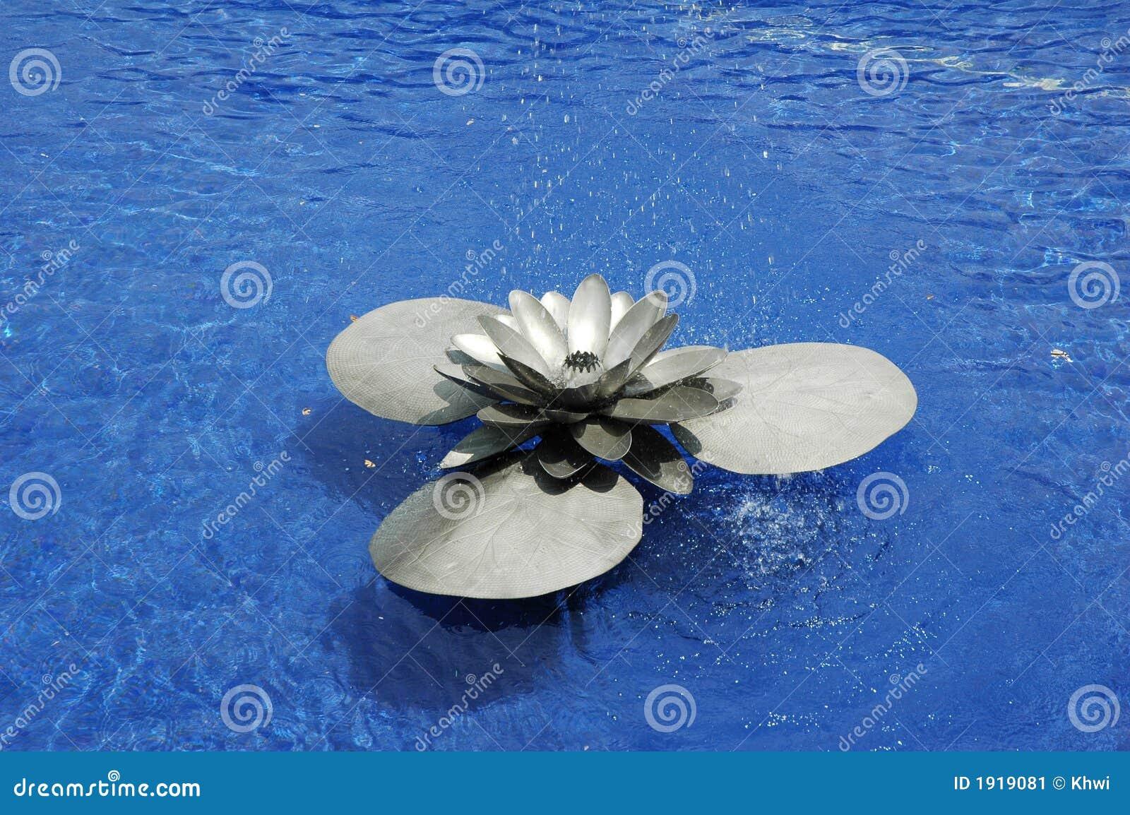 De Fontein van het Water van Lotus