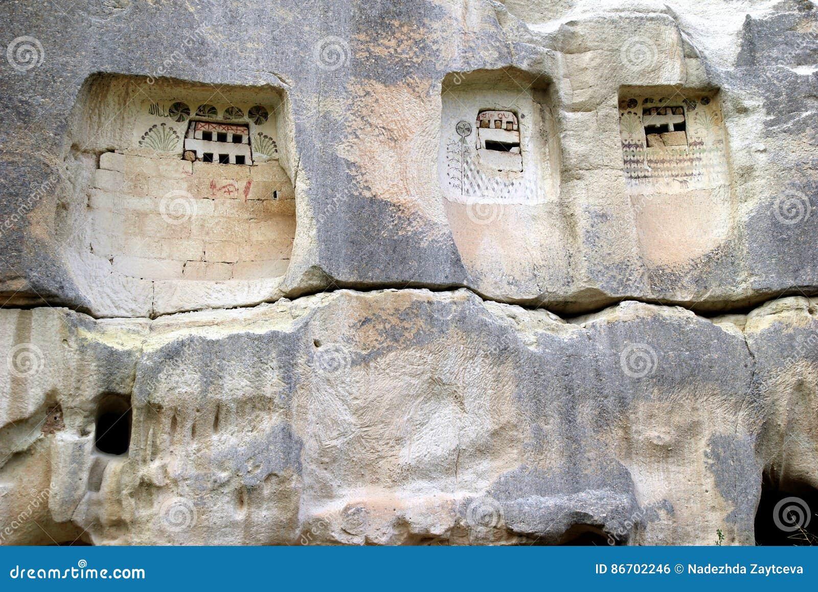 De forntida hällristningarna