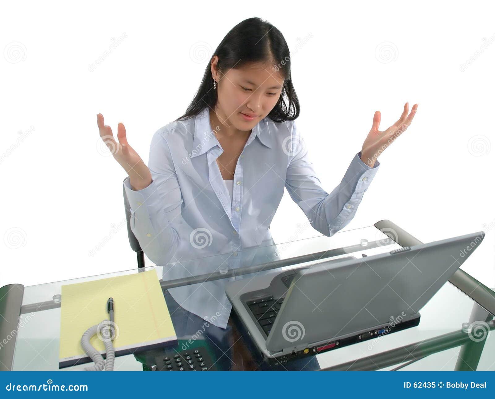 De Frustratie van de computer