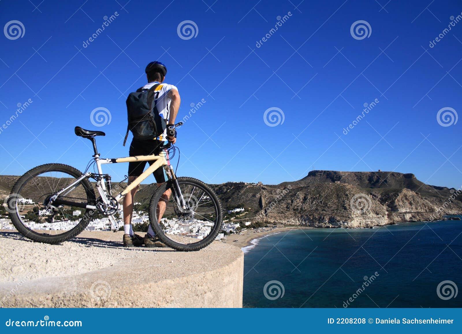 De Gata mountainbiking cabo