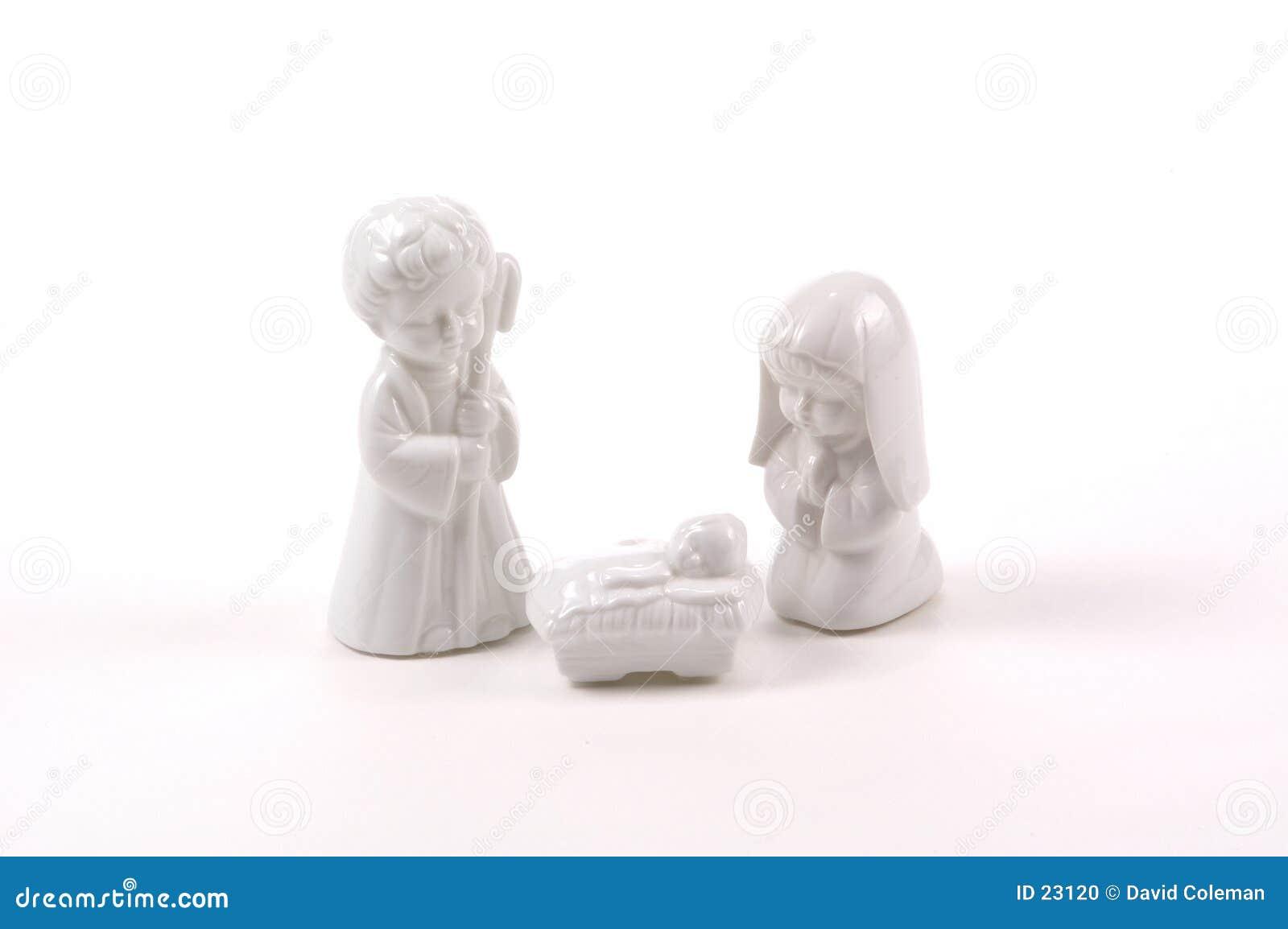 De Geboorte van Christus van kinderen
