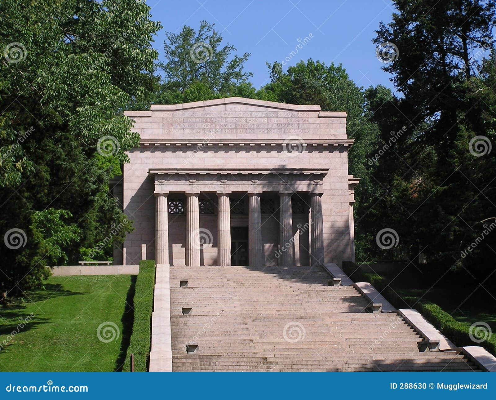 De geboorteplaats van Lincoln