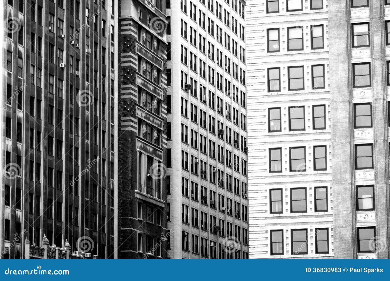 De Gebouwen van Chicago