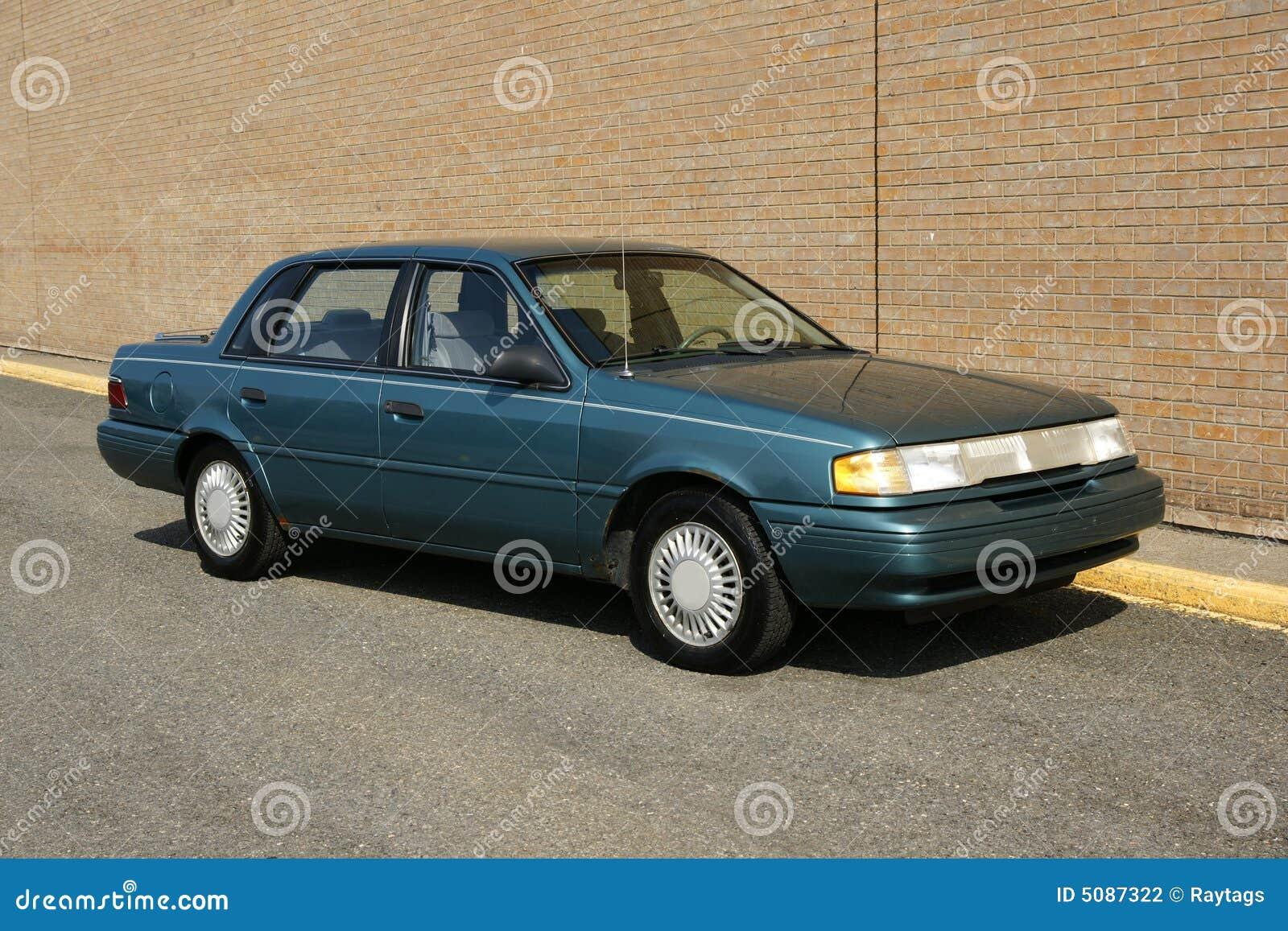 De Gebruikte Auto van het kwik Topaas