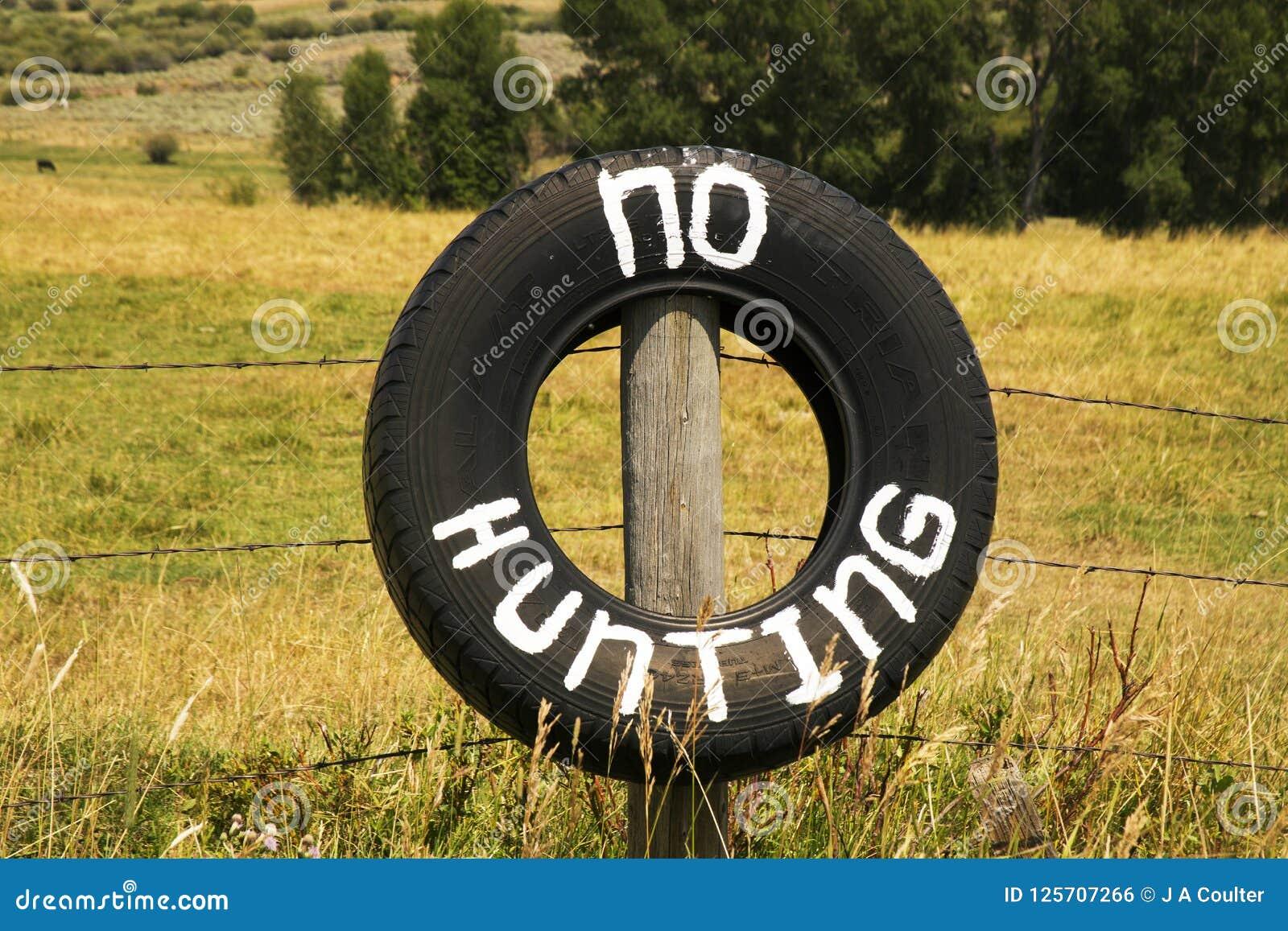 De geen Jacht op een Band buiten het Nationale Bos van de Geneeskundeboog, Wy