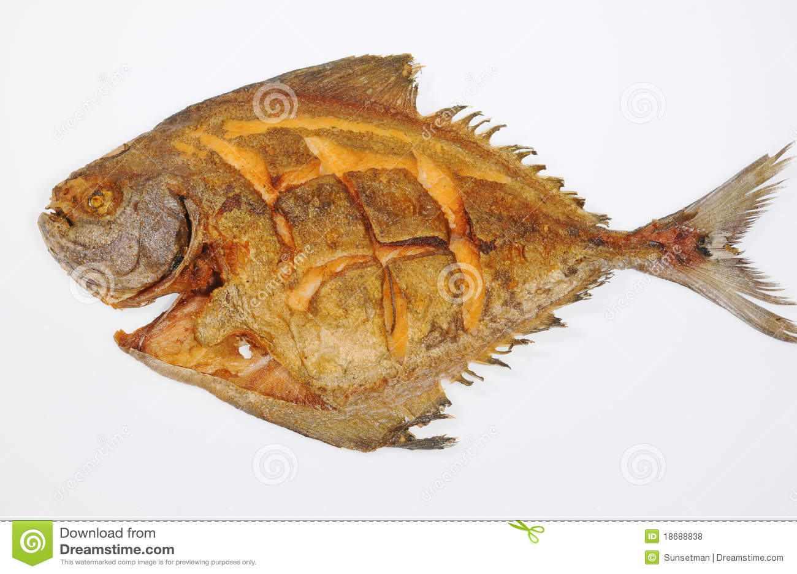 De gefrituurde vissen van bramen royalty vrije stock foto for Fish stocking prices