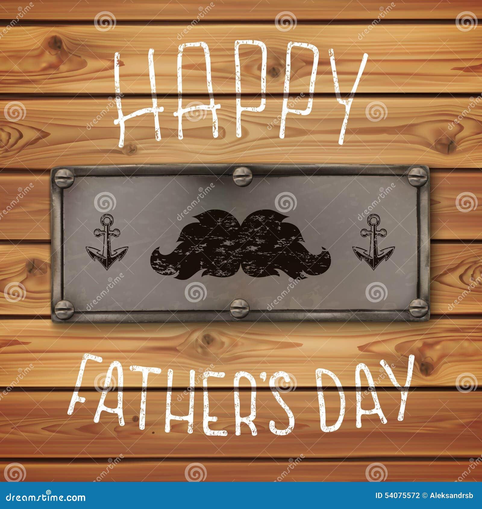 De gelukkige Dag van Vaders Grunge, achtergrond