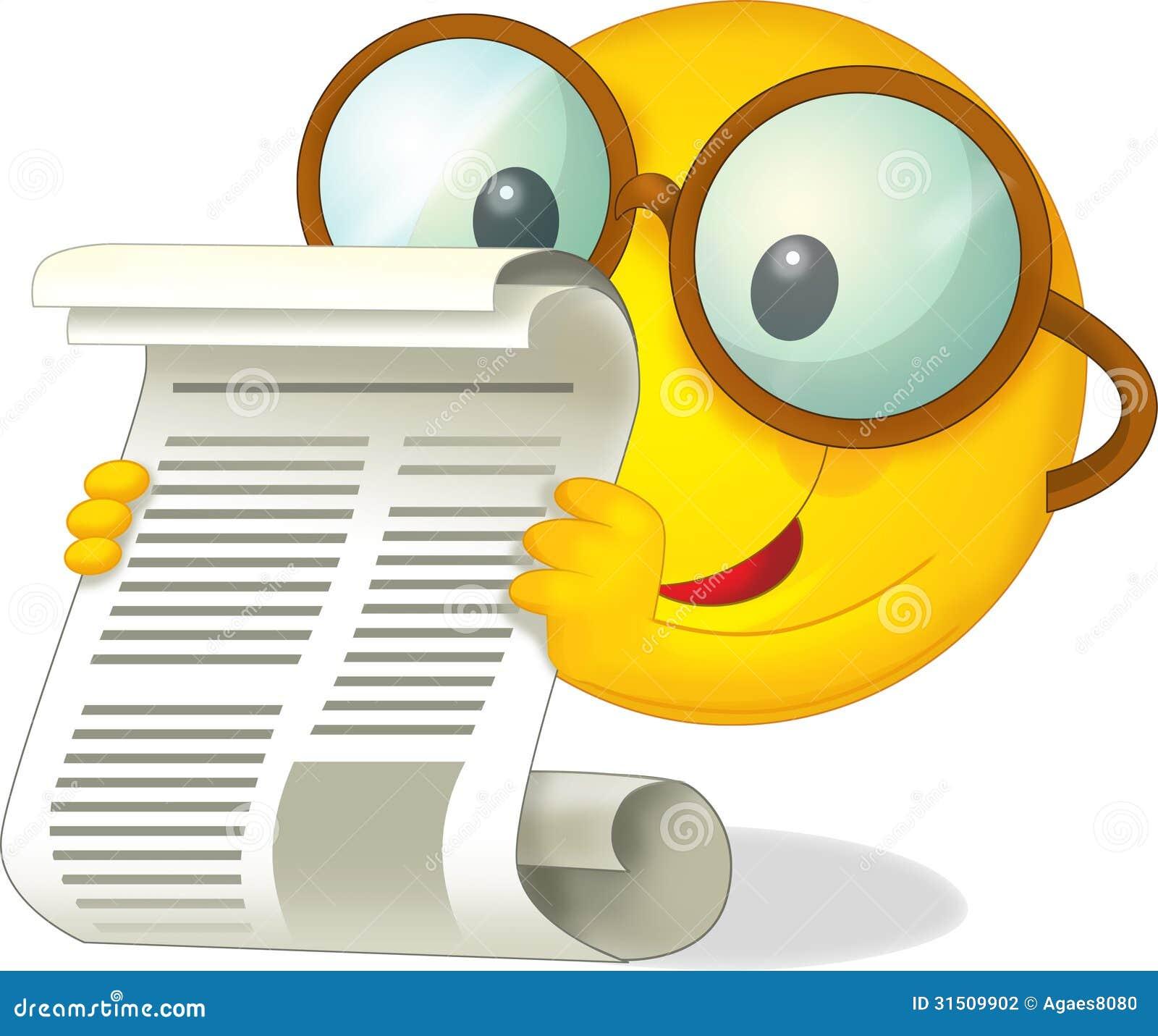De gelukkige zon met een krant illustratie voor de kinderen stock illustratie afbeelding - Doek voor de zon ...