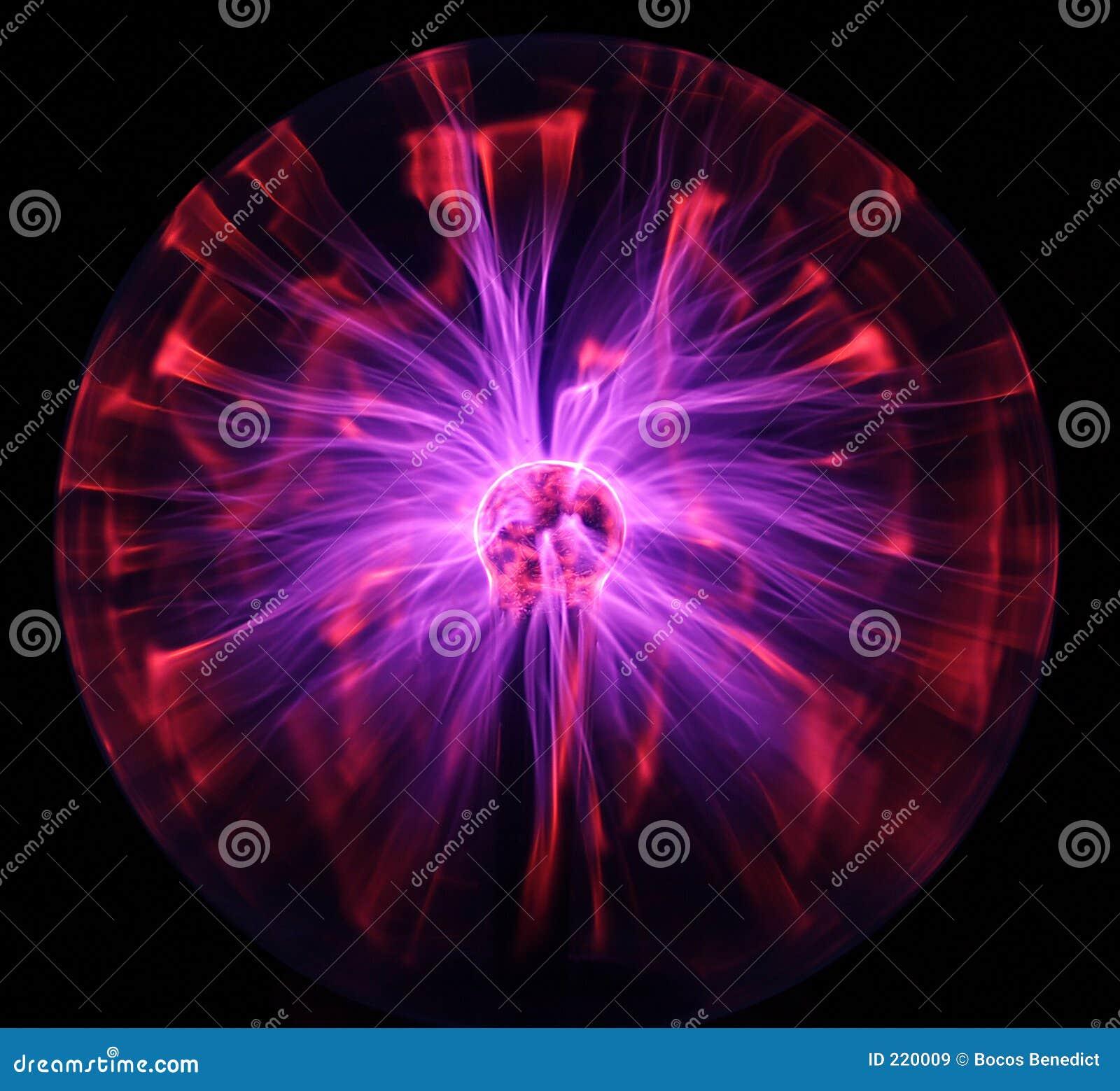 De generator van het plasma