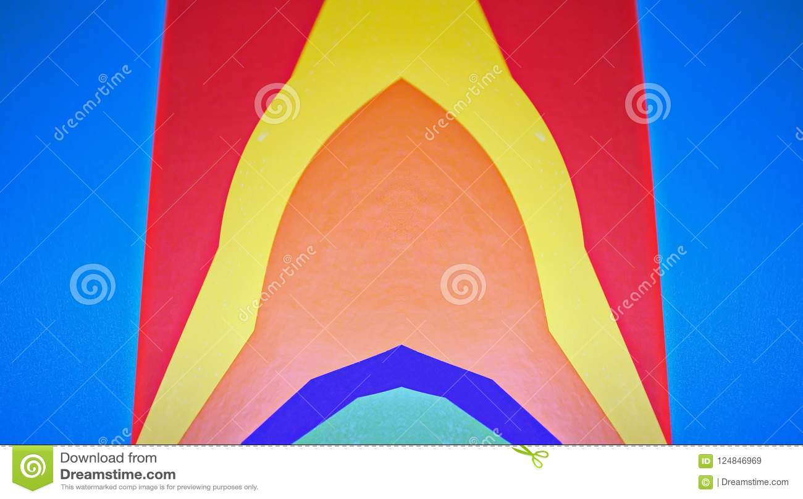 De geometrische lijnen, hoeken, cirkels, kleurden en zwart-witte tekeningen, geklets NS, beelden voor illustraties en achtergrond