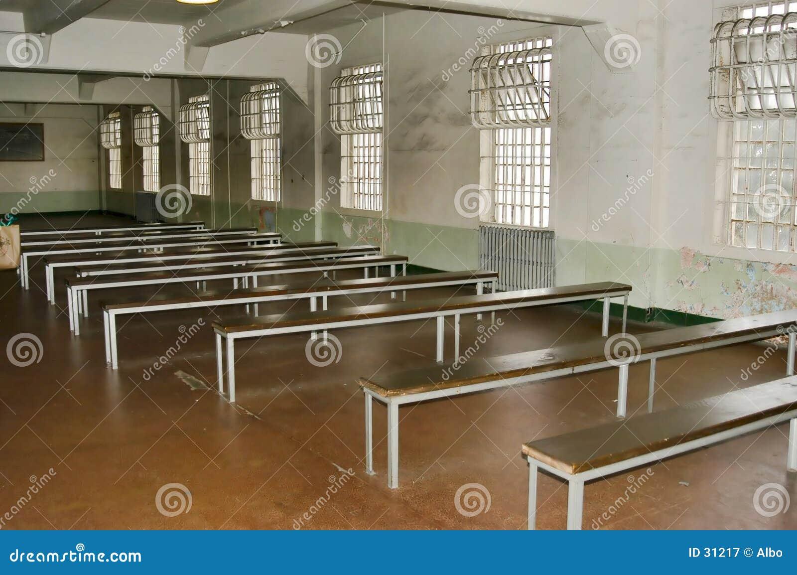 De gevangenis van Alcatraz