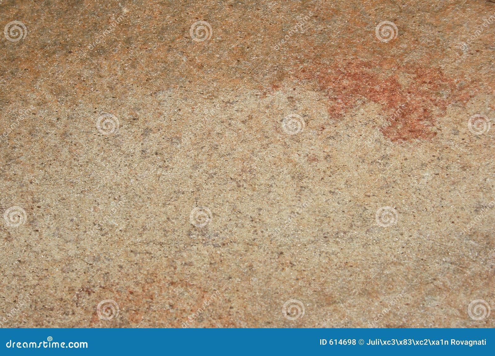 De geweven steen met oxided kleuren