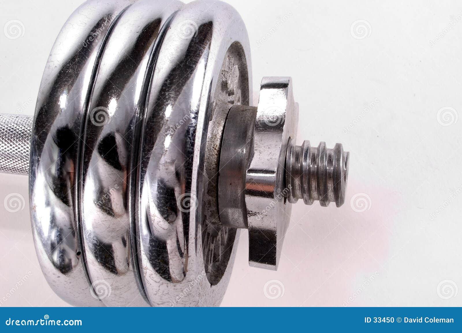 De Gewichten van het chroom