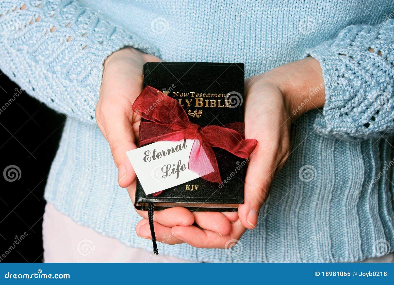 De gift van het Eeuwige Leven