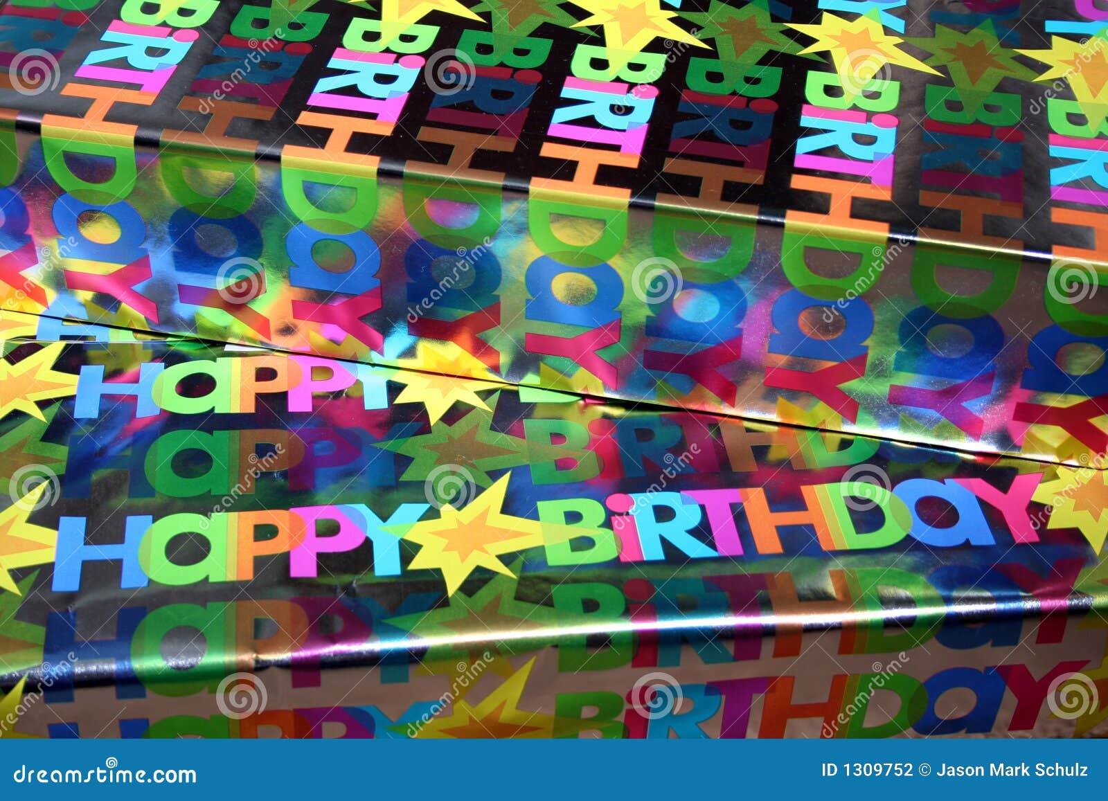 De Giften van de verjaardag