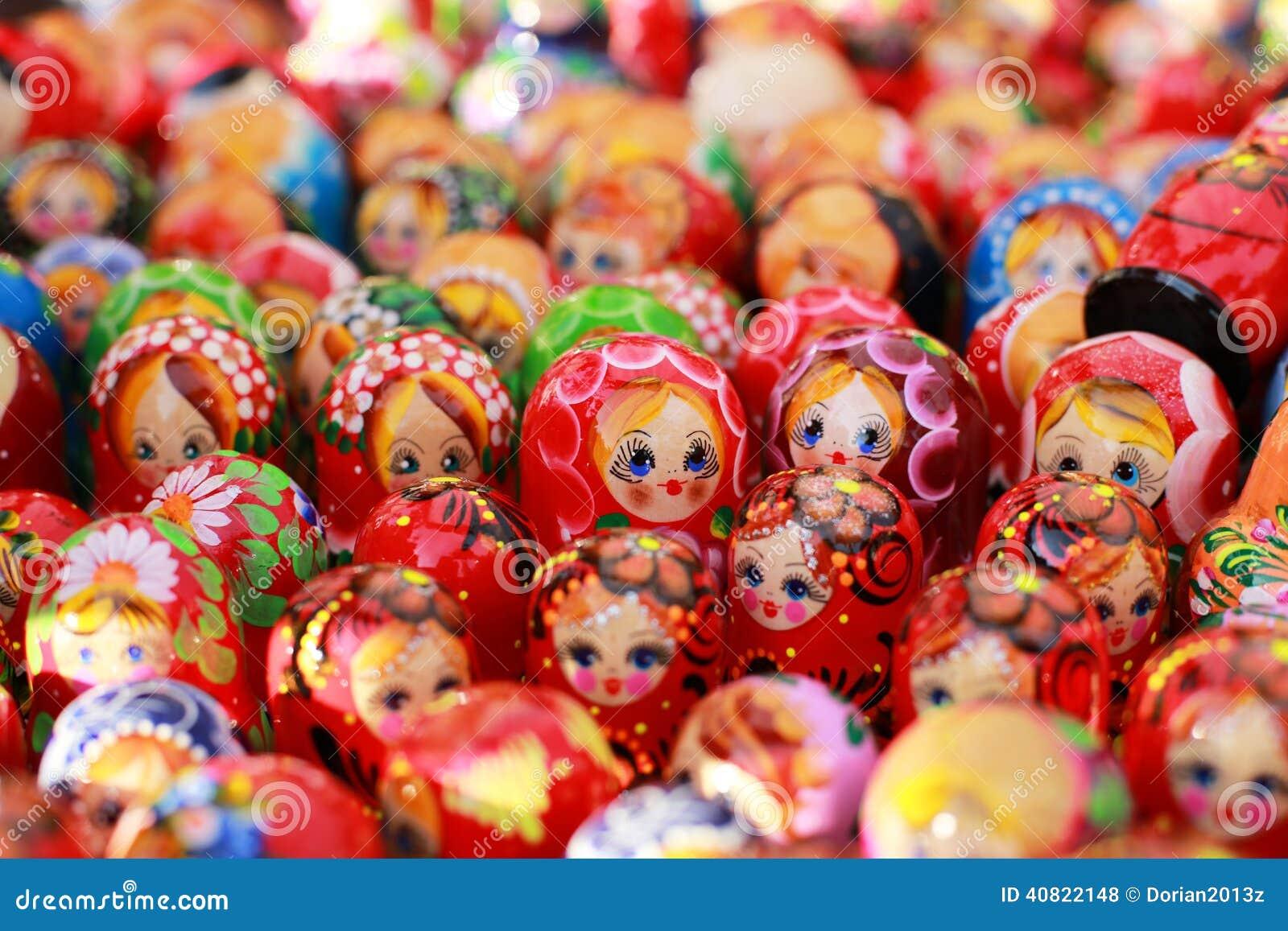 De giftwinkel van Rusland, Moskou