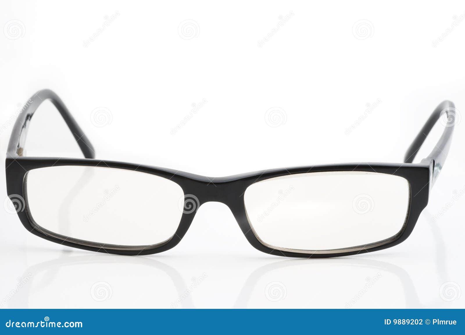 De glazen van het oog