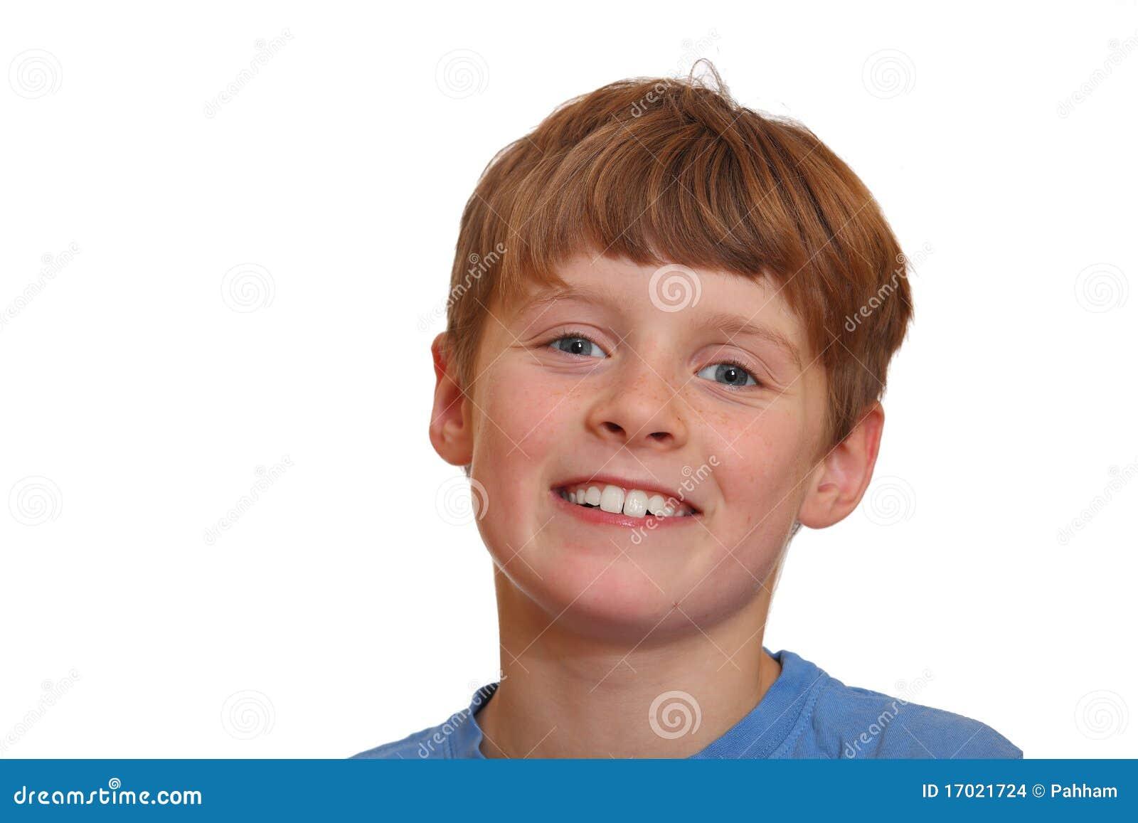De glimlachen van de jongen stock afbeeldingen afbeelding 17021724 - Opslagkast ruimte van de jongen ...