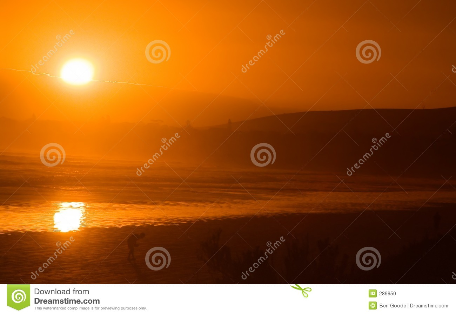 De Gloed van de zon