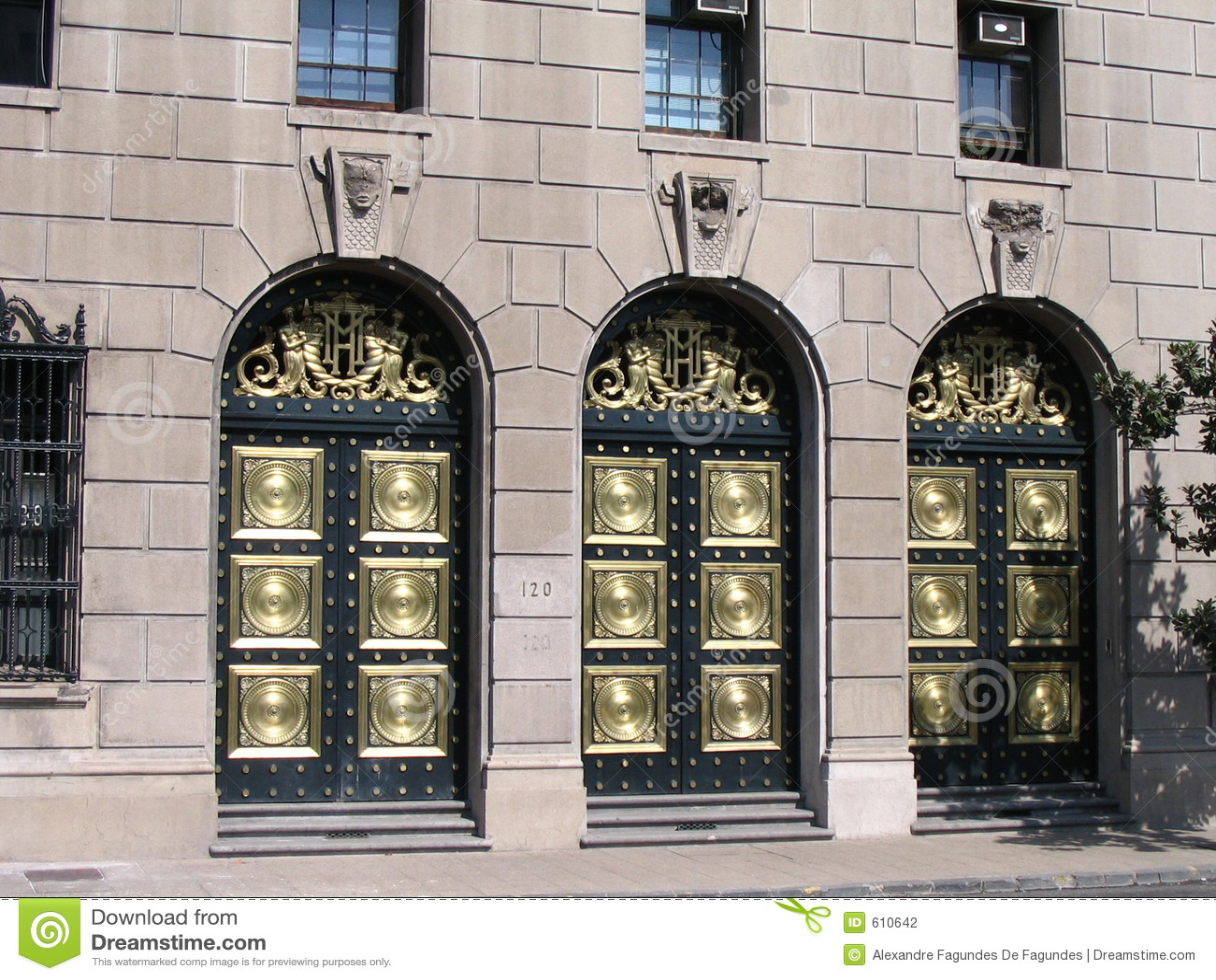 De gouden Deuren Santiago doen Chili