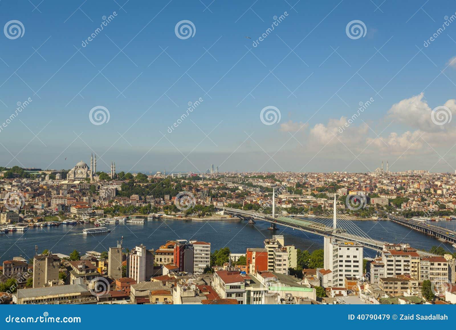 De Gouden Hoorn van Istanboel