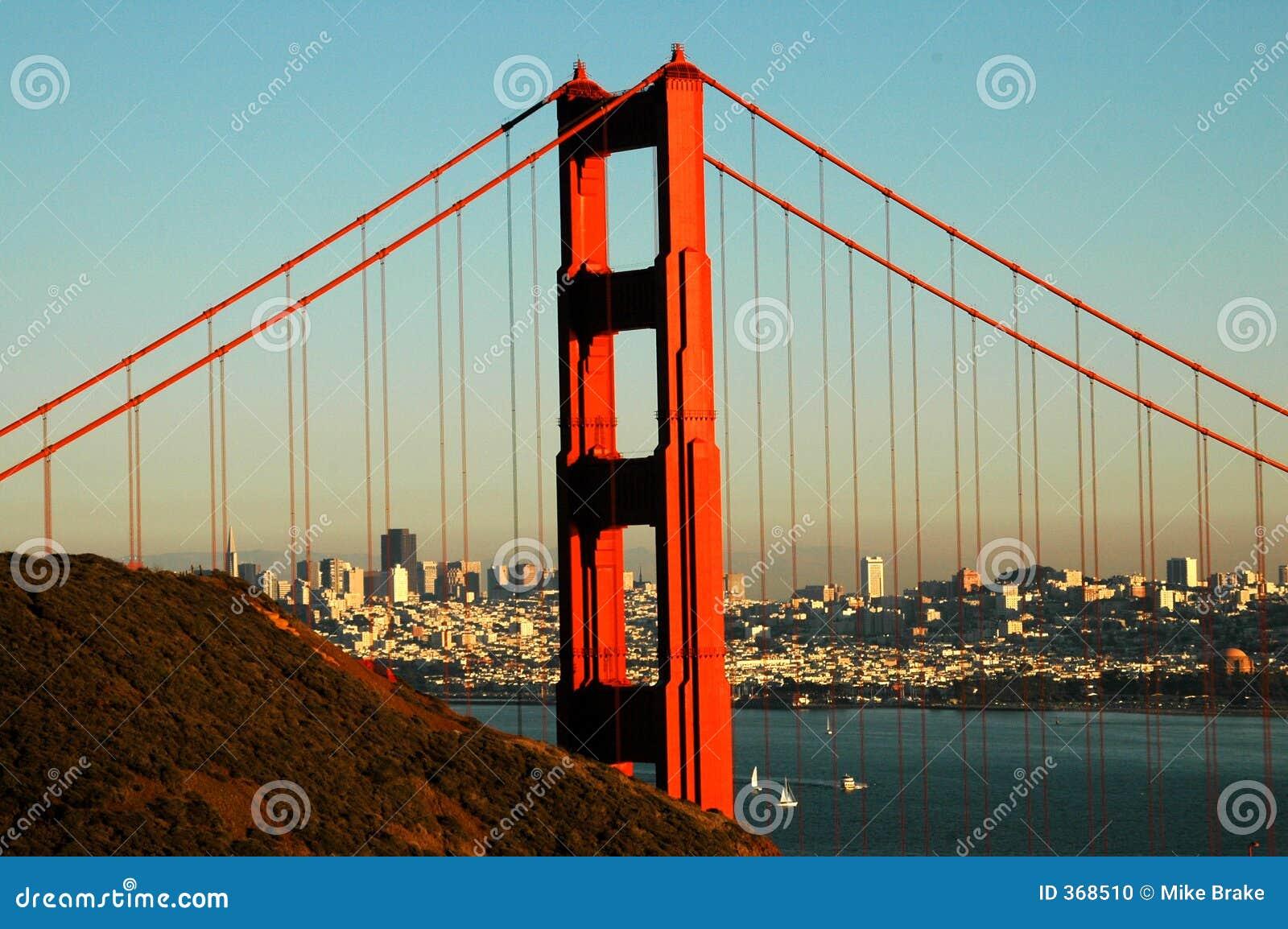 De gouden Schoonheid van de Poort