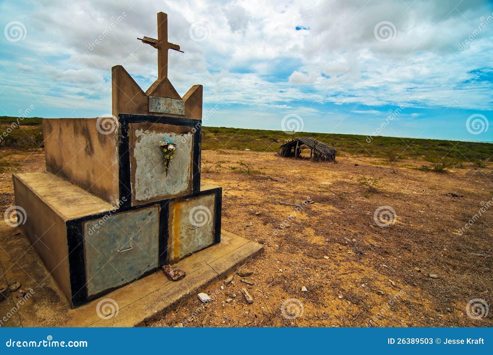 De Graven van Wayuu