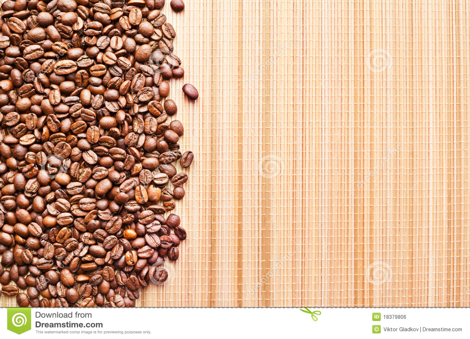 De grens van de koffie