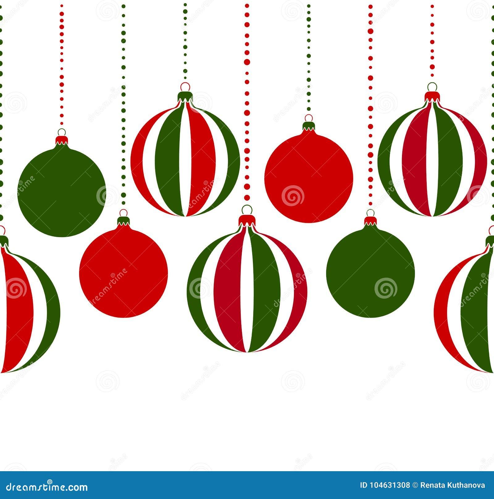 Download De grens van Kerstmis vector illustratie. Illustratie bestaande uit decoratie - 104631308