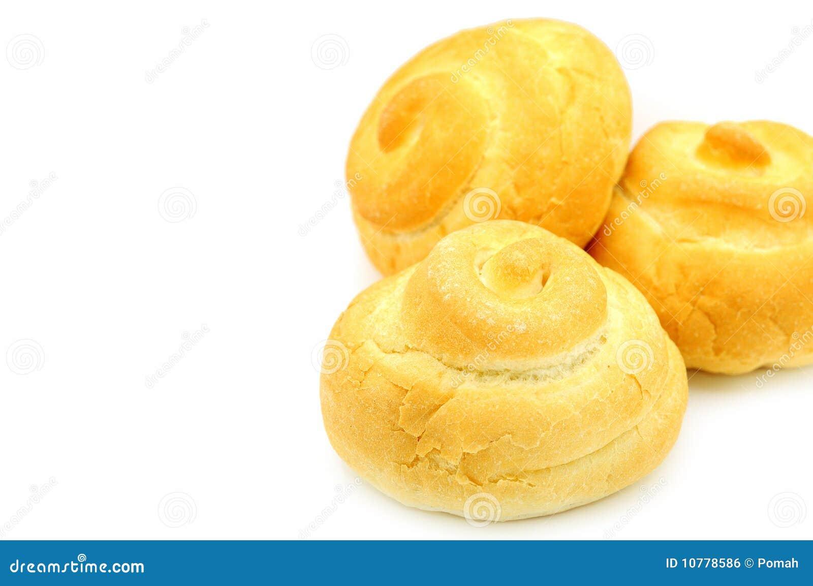 De groep van het stokbrood