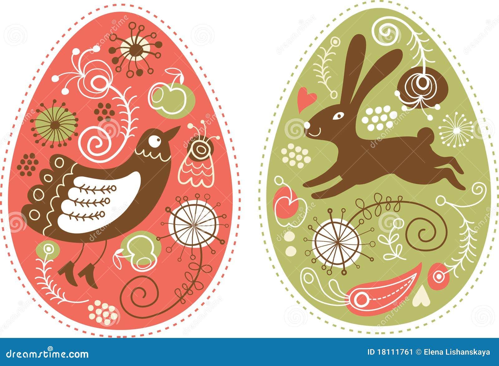 De groeten van Pasen
