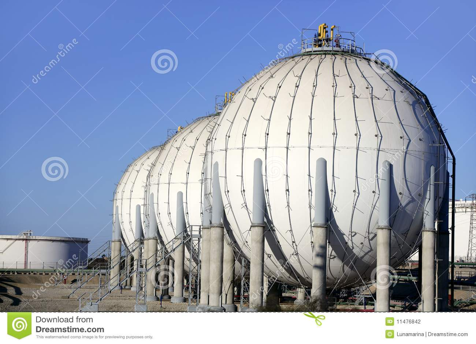 De grote chemische industrie van de de containerolie van de tankbenzine