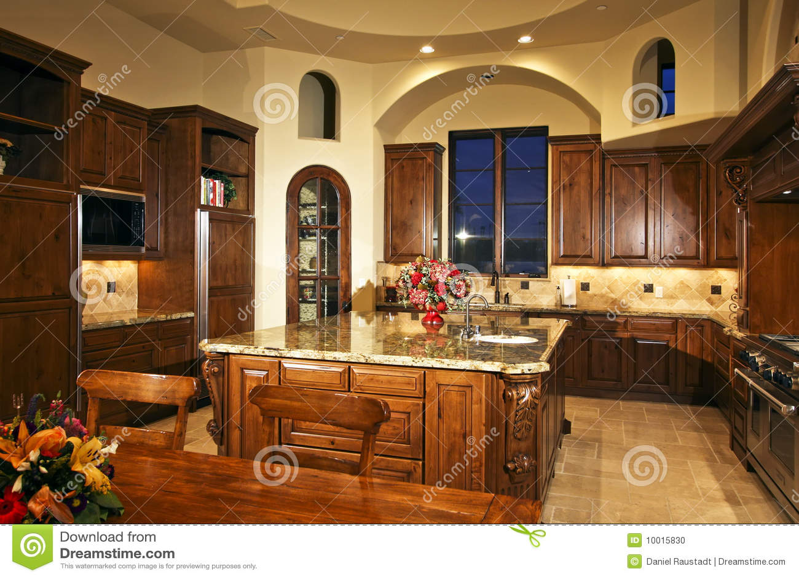 De grote Nieuwe Keuken van het Huis