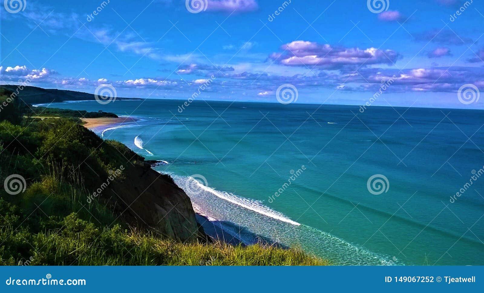 De Grote oceaanweg in Australi?