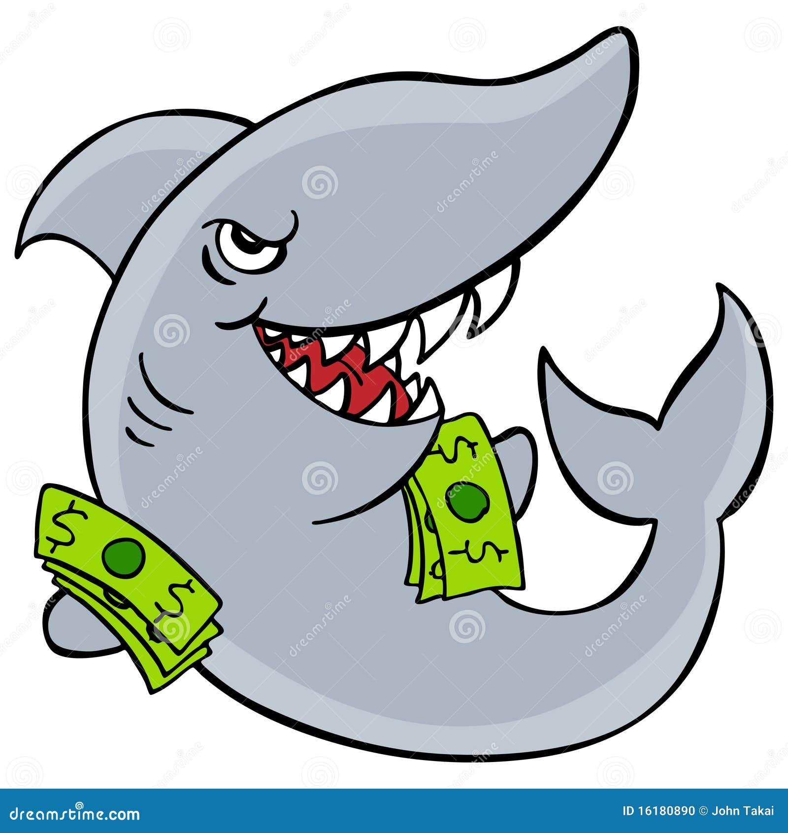 De Haai van de lening